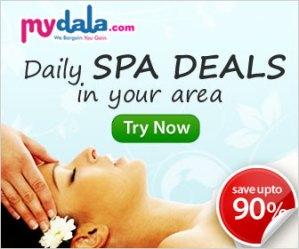 spa deals